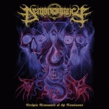 DEMONOMANCY / WITCHCRAFT - Archaic Remnants Of The Numinous