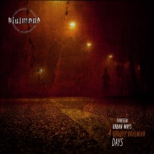 BLUTMOND - Thirteen Urban Ways 4 Groovy Bohemian Days