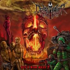 CRUENTATOR - Ain't War Hell