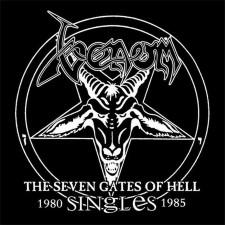 VENOM - The Seven Gates Of Hell: The Singles