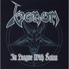 VENOM - In League With Satan