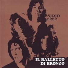 IL BALLETTO DI BRONZO - Sirio 2222
