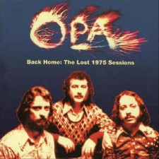 OPA - Back Home: The Lost 1975 Sessions