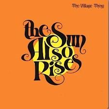 THE SUN ALSO RISES - The Sun Also Rises