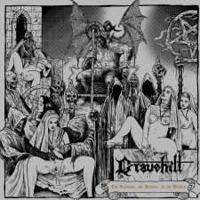 GRAVEHILL - The Unchaste, The Profane & The Wicked
