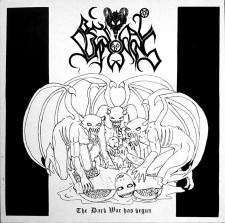 BESTIAL SUMMONING - The Dark War Has Begun