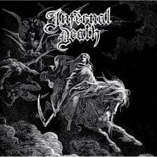INFERNAL DEATH - Demo #1/A Mirror Blackened