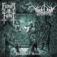 FIENDS AT FEAST / TRAGIC DEATH - Purgatory Rites