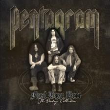 PENTAGRAM - First Daze Here
