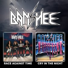 BANSHEE - Race Against Time / Cry In The Night