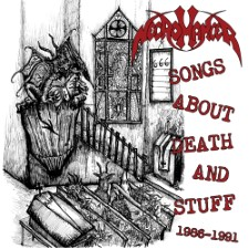 NECROMANCER - Songs About Death And Stuff 1986-1991