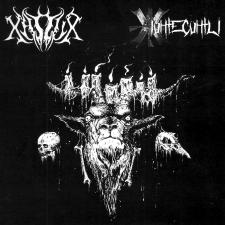 XASTUR / XIUHTECUTLI - Split
