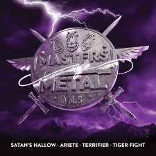 ARIETE / TERRIFIER / SATAN'S HOLLOW - Masters Of Metal: Volume 5