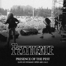 PESTILENCE - Presence Of The Pest (Live At Dynamo Open Air 1992)