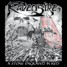 RAVENSIRE - A Stone Engraved In Red