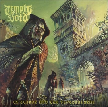TEMPLE OF VOID - Of Terror And The Supernatural (Terranis)