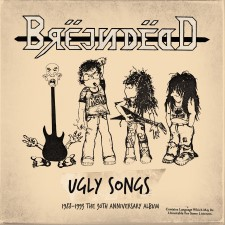 BREJN DEDD - Ugly Songs 1988-1993