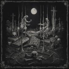 MORTUARY DRAPE - Necromantic Doom Returns