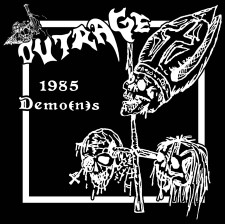 OUTRAGE - Demon(S) 1985