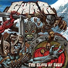 GWAR - Blood Of The Gods