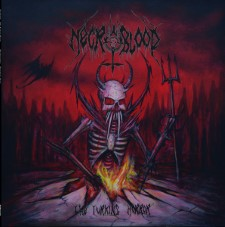 NECROBLOOD / PSYCHOMORPHIS - The Lurking Horror / Amorphous Chaos