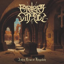 FORLORN CITADEL - Ashen Dirge Of Kingslain