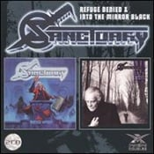 SANCTUARY - Refuge Denied / Into The Mirror Black
