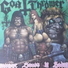 GOAT THROWER - Savage Souls In Sodom