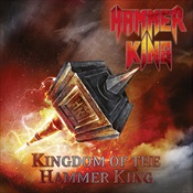 HAMMER KING - In The Kingdom Of The Hammer King