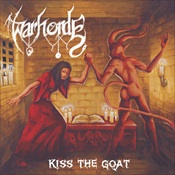 WARHORDE - Kiss The Goat