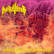 MEGATOMB - Louder Than A Thousand Deaths