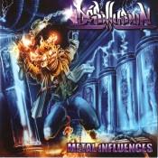 DESILLUSION - Metal Influences
