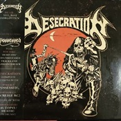 DESECRATION - Dead... Yet, Not Forgotten