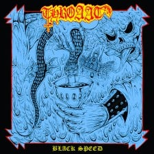 THROAAT - Black Speed