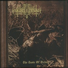 NOKTURNAL MORTUM - The Taste Of Victory