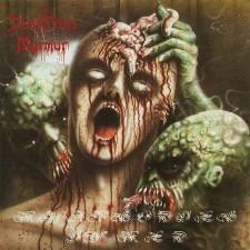 DISASTROUS MURMUR - Rhapsodies In Red (Re-Issue)