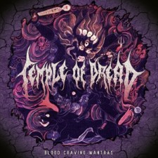 TEMPLE OF DREAD - Blood Craving Mantra