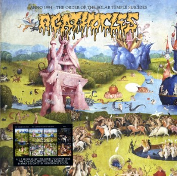AGATHOCLES - 1994: The Order Of The Solar Temple Suicides