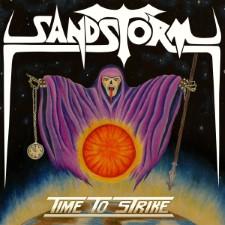 SANDSTORM - Time To Strike