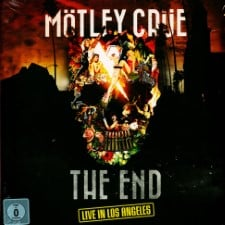 MOTLEY CRUE - The End: Live In La