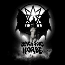 BLACK SOUL HORDE / DEXTER WARD - Split