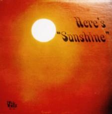 SUNSHINE - Here's Sunshine