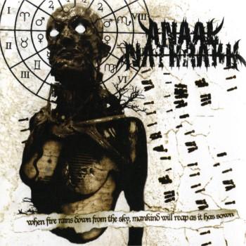 ANAAL NATHRAKH - When Fire Rains Down