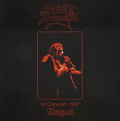 KING DIAMOND - In Concert 1987: Abigail