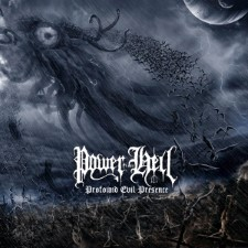 POWER FROM HELL - Profound Evil Presence