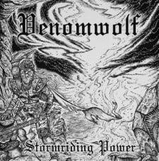 VENOMWOLF - Stormriding Power