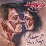 "ANTROPOMORPHIA - Necromantic Love Songs / Bowel Mutilation (12"" Gatefold DOUBLE LP)"