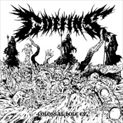 COFFINS - Colossal Hole (Limited Deluxe Edition W/ Barf Bags And Ticket)