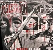 DESECRATION - Murder In Mind