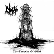 ABSU - The Temples Of Offal / Return Of The Ancients [White Cover]